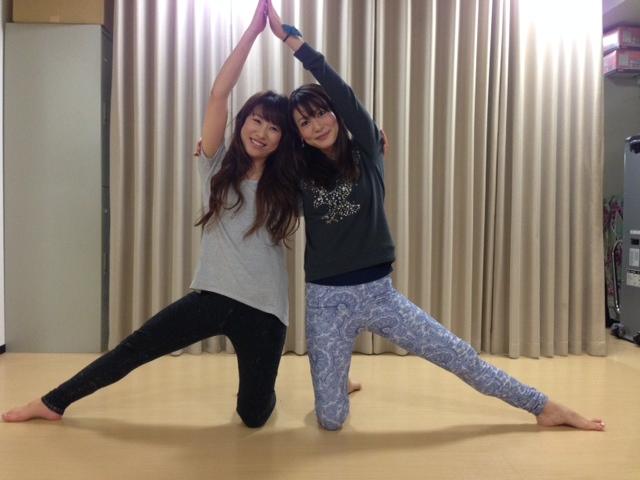 naomi先生のヨガインストラクター体験会に参加したのが受講の決め手に!