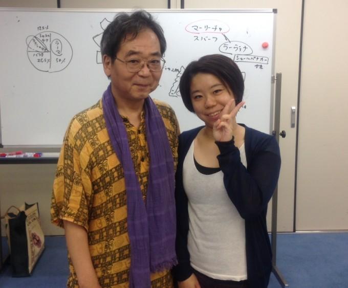 ヨガの哲学に興味があったのと、ワークショップを受講し、とても楽しかったので参加しました。