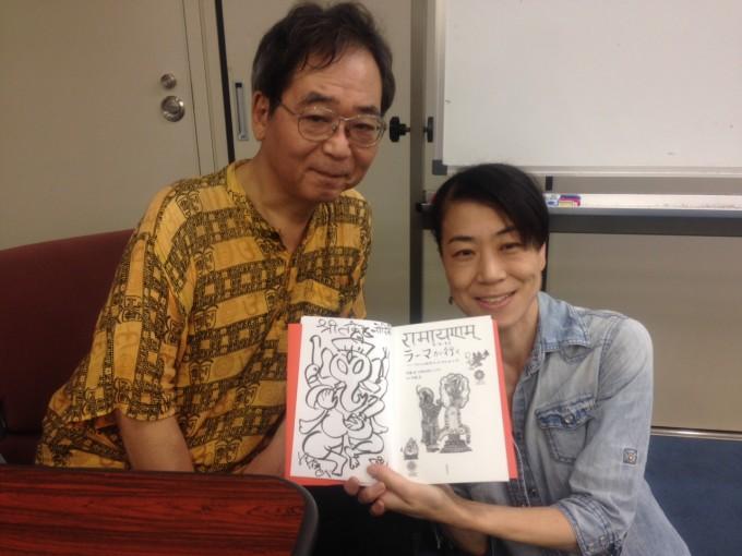 伊藤武先生の講義が聞きたかったので参加しました。