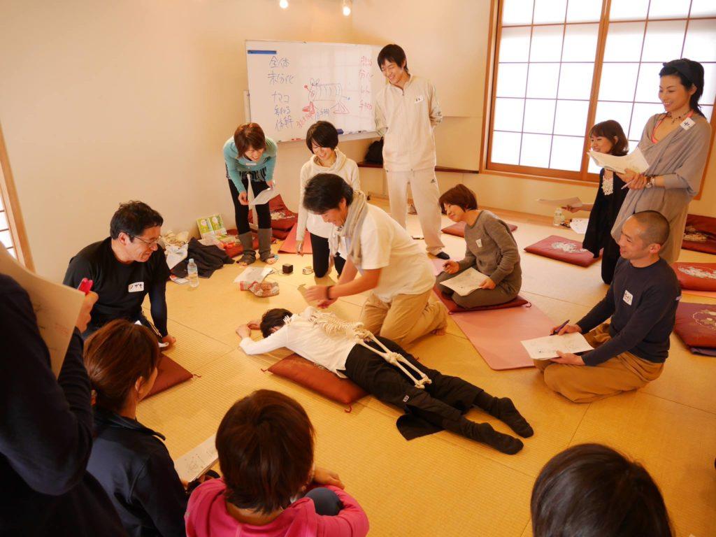 野見山先生の解剖学講座
