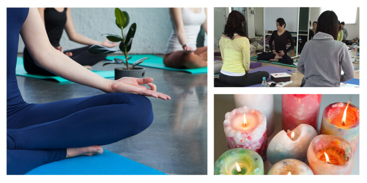 呼吸法と瞑想法コース-コースイメージ