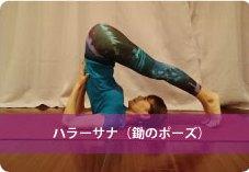 鋤のポーズ(ハラーサナ)| 人気ヨガインストラクターnaomi先生のヨガポーズ集