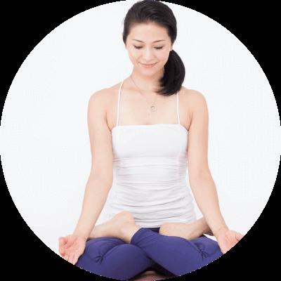 呼吸法と瞑想法コース