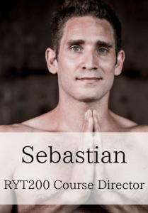 Sebastian先生
