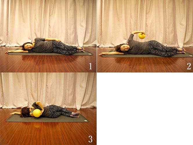 【2月のメニュー】背中美人のための肩甲骨周り運動