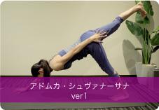 アドムカ・シュヴァナーサナver1 | コアを強化し体のバランスを整える。