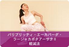 【パリブリッティ・エーカパーダ・ラージャカポタアーサナII】軽減法 | 前腿伸ばして腰痛予防!
